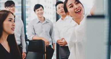 Budowanie zaangażowania pracowników